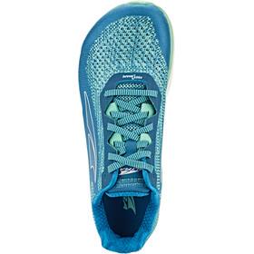 Altra Torin Plush 4 Zapatillas Running Mujer, blue/green